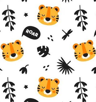 Roar tigers